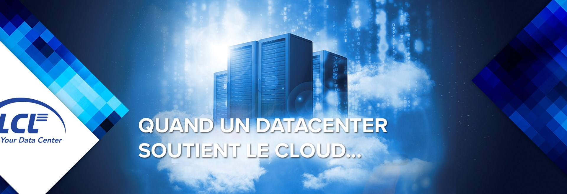 Why would a data center promote the cloud?